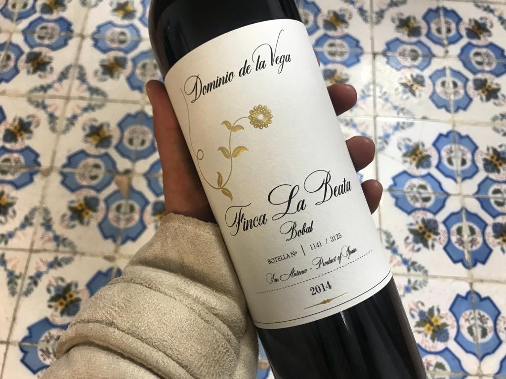 Finca la Beata, el mejor vino bobal monovarietal