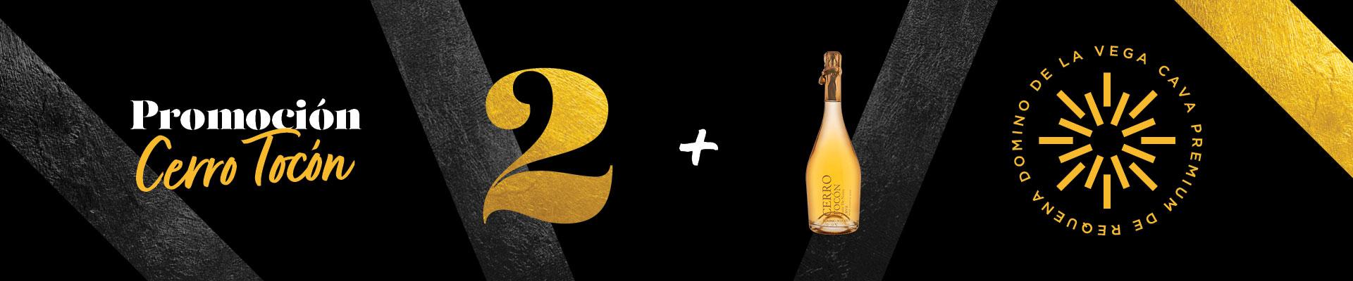 Promoción Cava Blanc de noirs: 2 + 1